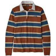 Patagonia Men's Lightweight Rugby Long-Sleeve Shirt