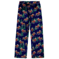 Souverign Athletic Boy's Moose Pajama Pant