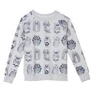 LA Soul Women's Owl Sweatshirt