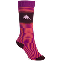 Burton Girls' Weekend Sock, 2 Pk