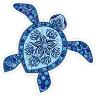 Sticker Cabana Turtle Sticker