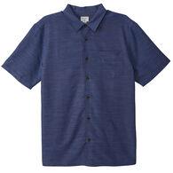 O'Neill Men's Jack O'Neill Shadowvale Button-Down Short-Sleeve Shirt