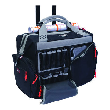 G-Outdoors G.P.S. Wild About Shooting Rolling Range Bag