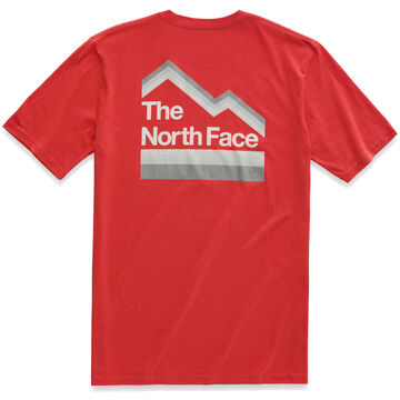 The North Face Mens Retro Sunsets Short-Sleeve T-Shirt