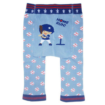 Huggalugs Infant/Toddler Home Run Knit Pant