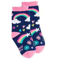 Stephen Joseph Toddler Rainbow Sock