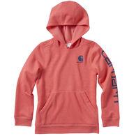 Carhartt Girl's Heather Fleece Sweatshirt
