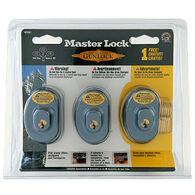 Master Lock No. 90 Trigger Gun Lock - 3 Pk.