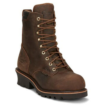 Chippewa Mens 8 Valdor Insulated Composite Toe Lace Up Boot