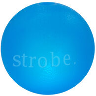 Planet Dog Orbee Tuff Strobe LED Blinking Ball Dog Toy