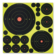 Birchwood Casey Shoot-N-C Bull's-Eye Target Variety Pack