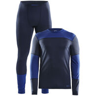 Craft Sportswear Men's Active Comfort Baselayer Set