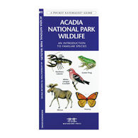 Acadia National Park Wildlife: An Introduction To Familiar Species By James Kavanagh