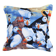 "Paine Products Balsam Fir 6""x 6"" Puffin Pillow"