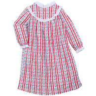 Lanz Of Salzburg Toddler Girls' Tyrolean Nightgown