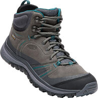 Keen Women's Terradora Leather Mid Waterproof Hiking Boot