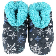 Lazy One Women's Falling To Sleep Fuzzy Feet Slipper