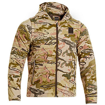 Under Armour Mens Ridge Reaper 23 Insulated 2 - In - 1 Jacket
