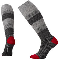 SmartWool Women's Popcorn Cable Knee-Hi Sock