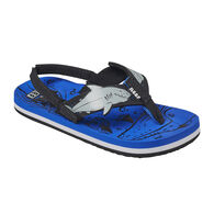Reef Boys' Ahi Shark Sandal