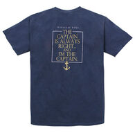 Artforms Men's Mariners Rule Short-Sleeve T-Shirt