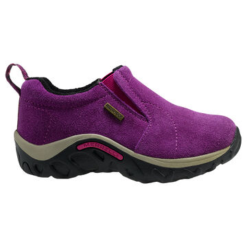 Merrell Girls Jungle Moc Frosty Waterproof Shoe