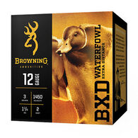 "Browning BXD Waterfowl Extra Distance 12 GA 3.5"" 1-1/2 oz. BB Shotshell Ammo (25)"
