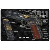 TekMat 1911 3D Cutaway Handgun Cleaning Mat