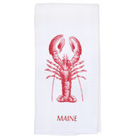 Kay Dee Designs Maine Lobster Destination Souvenir Towel