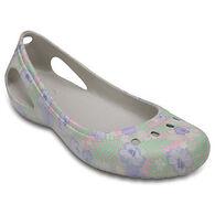 Crocs Women's Kadee Graphic Flat