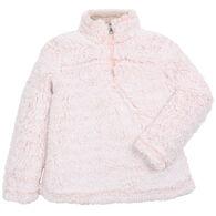 Kenpo Youth Fluggy Fleece Quarter-Zip Jacket
