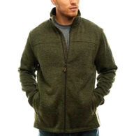 Trail Crest Men's Signature Sweater Fleece Jacket