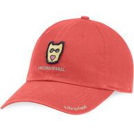 Life is Good Women's Rocket Tattered Chill Cap