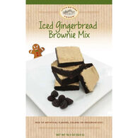 Little Big Farm Foods Iced Gingerbread Brownie Mix