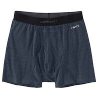 "Carhartt Men's Base Force 5"" Premium Boxer Brief"