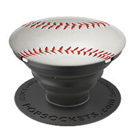 PopSockets Baseball Mobile Device Expanding Stand & Grip
