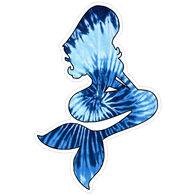 Sticker Cabana Mermaid Sticker