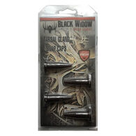 Black Widow Tarsal Gland Snap Caps - 4 pack