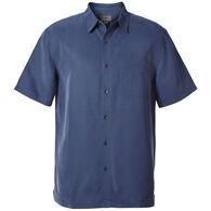 Royal Robbins Men's Big & Tall Desert Pucker Short-Sleeve Shirt