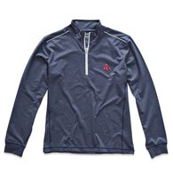 johnnie-O Men's Red Sox Lammie 1/4-Zip Prep-formance Pullover