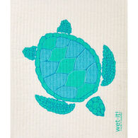 Wet-it! Swedish Cloth - Barbs Sea Turtle