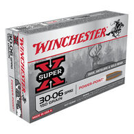 Winchester Super-X 30-06 Springfield 150 Grain Power-Point Rifle Ammo (20)