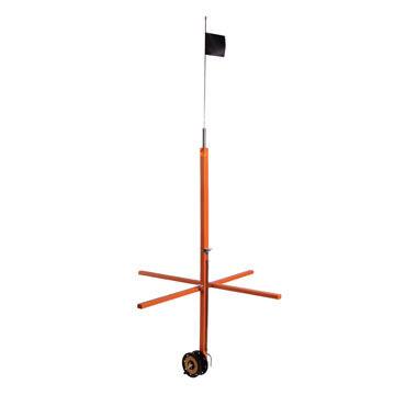 """Heritage 36"""" Orange Laker Tip-Up"""