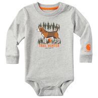 Carhartt Infant/Toddler Boys' Trail Hunter Long-Sleeve Bodyshirt