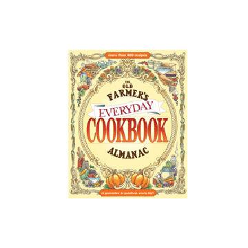 The Old Farmers Almanac Everyday Cookbook