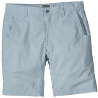 Mountain Khakis Men's Slim Fit Stretch Poplin Short