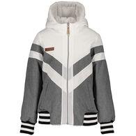 Obermeyer Girl's Rev Insulator Jacket