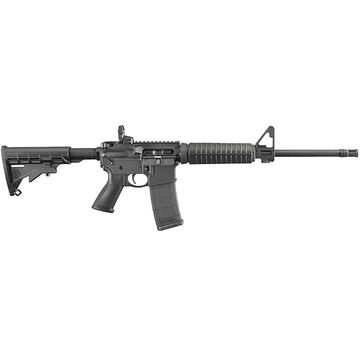 Ruger AR-556 Collapsible Stock 5.56 NATO 16.1 30-Round Rifle