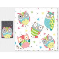 Pictura Owls Smart Cloth