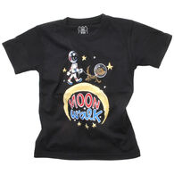 Wes And Willy Boy's Moon Walk Short-Sleeve T-Shirt